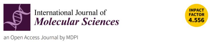 International Journal of Molecular Sciences